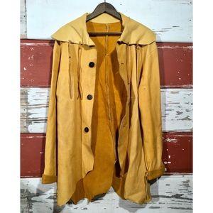VTG Custom Elk Leather Hide Jacket